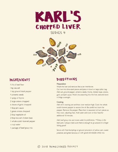 The Liver Lover